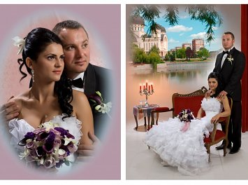 Fotostudioul  B&B Helios® Nunta Timisoara