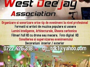 West Deejay Association Nunta Timisoara