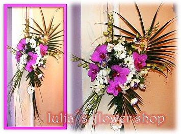 Iulia's flower shop Nunta Timisoara
