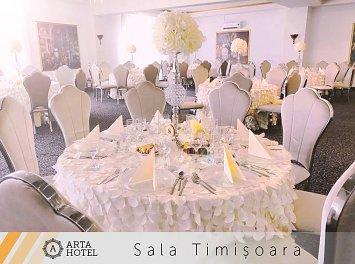 Hotel Arta Nunta Timisoara