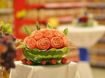 Sculpturi fructe Nunta Timisoara
