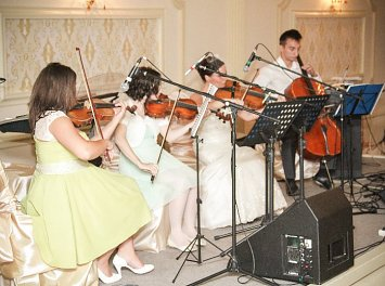 Cvartet de coarde Nunta Timisoara