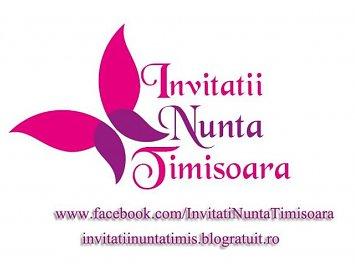 Invitatii Nunta Timisoara Nunta Timisoara