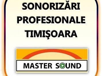 MASTER SOUND Nunta Timisoara