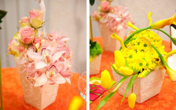 Decoratiuni florale targ Rayna Decor Timisoara 2012