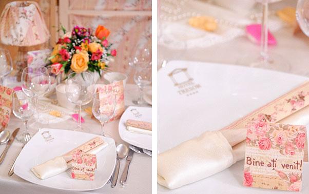Hotel Tresor la Zile de nunta Timisoara 2012